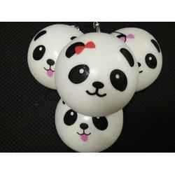 móc khóa squishy panda 7cm giá rẻ