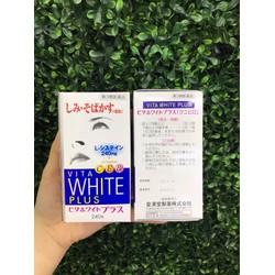 Viên Uống  Trắng Da Trị Nám Tàn Nhang Vita White Plus