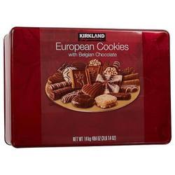Bánh quy Kirkland Signature European Cookies With Belgian Chocolate