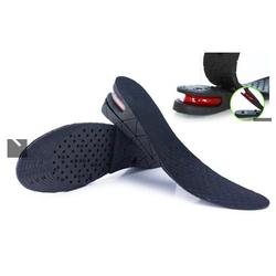Bộ 02 Lót giày tăng chiều cao bí mật cả bàn 2 lớp 5cm