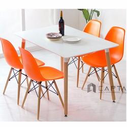 Bộ bàn tiếp khách 4 ghế hiện đại nhập khẩu giá rẻ tại hcm