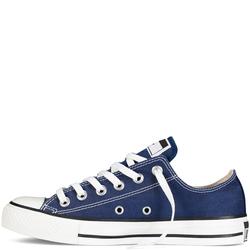 Giày Sneaker Nam Cổ Thấp Màu Xanh Navy
