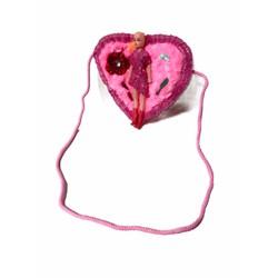 GIÁ XUẤT XƯỞNG - Túi vải thời trang đeo chéo hình búp bê cô gái