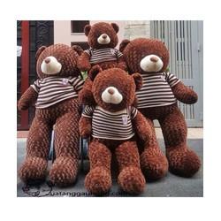 Gấu bông teddy cao 1m