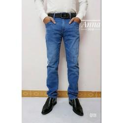 quần jeans nam cotton hàng xuất khẩu