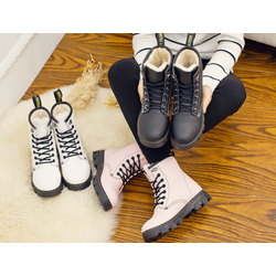 Giày nữ cao cổ Martin N268 chống trượt- AL