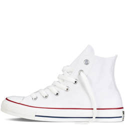 Giày Sneaker Nam Cổ Cao Màu Trắng