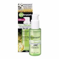 Tinh chất Trị Nám Garnier Skin Renew Dark Spot Overnight Peel - KS