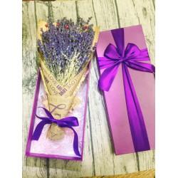 Hộp quà tặng hoa oải hương