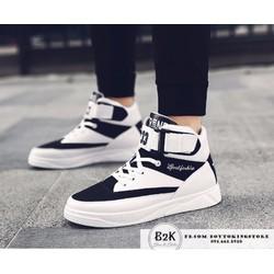 Giày cao cổ nam cá tính