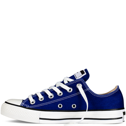 Giày Sneaker Nam Cổ Thấp Màu Xanh Coban