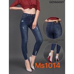 Quan jeans nu