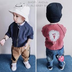 Áo khoác bé trai Thời trang  Dễ thương  Đẹp trai  Chất lượng tốt