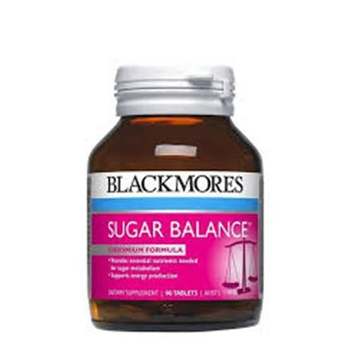 Bill Úc - Viên cân bằng lượng đường máu BlackMores Sugar Balance 90v
