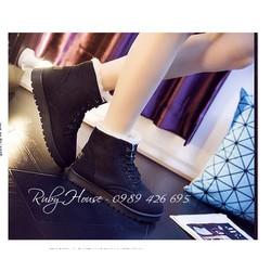 Boots nữ-Giày nữ