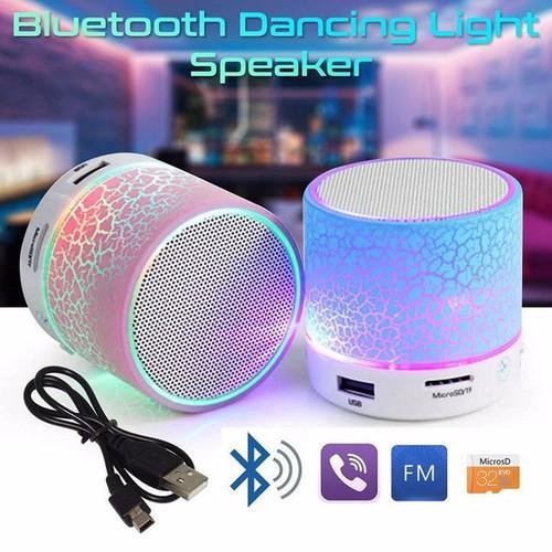 Loa Bluetooth Led Mini