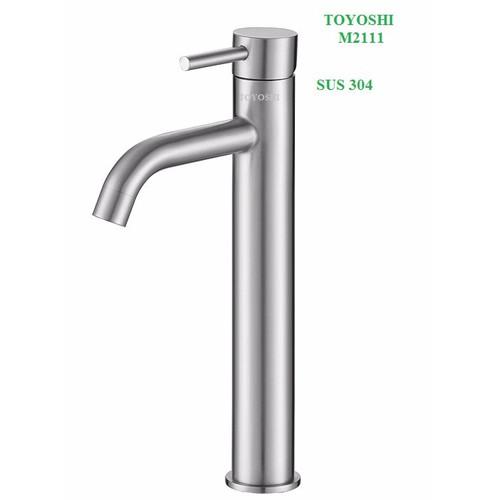 Vòi lavabo nóng lạnh TOYOSHI inox 304 - 10484961 , 7612408 , 15_7612408 , 885000 , Voi-lavabo-nong-lanh-TOYOSHI-inox-304-15_7612408 , sendo.vn , Vòi lavabo nóng lạnh TOYOSHI inox 304