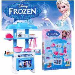 Đồ chơi nhà bếp Kitchen Frozen - Đồ chơi nấu ăn Elsa