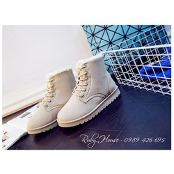 Boots nữ - Giày nữ