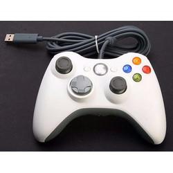 Tay cầm chơi game có dây cho PC Microsoft Xbox 360