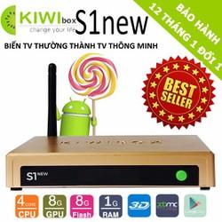 [FREE SHIP] kiwibox S1 new mới 2017 chính hãng , bh 1 năm