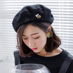 Mũ nồi, mũ beret, mũ len cực cute cho các bạn nữ