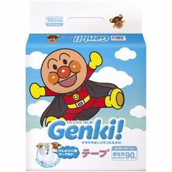 Bỉm quần Genki nội địa Nhật các size