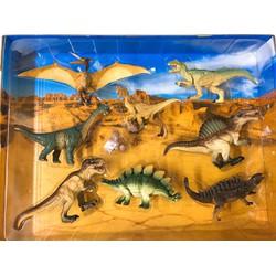 Bộ đồ chơi 8 con khủng long mô hình