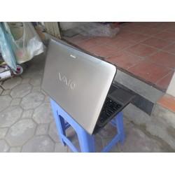 laptop cũ, Sony Vaio SVE15, intel core  i5-3320 , vga rời chơi game