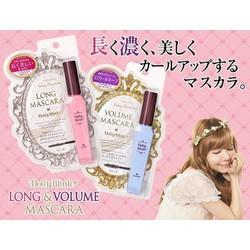 Combo 2 cây Mascara Dolly Wink Nhật Bản