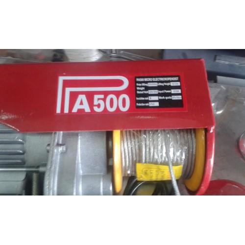 máy tời nâng PA500 - 10485907 , 7627594 , 15_7627594 , 3200000 , may-toi-nang-PA500-15_7627594 , sendo.vn , máy tời nâng PA500