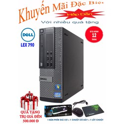 Dell OptiPlex 790 SFF CPU Intel Core i5 4GB DDR3, 250GB HDD.