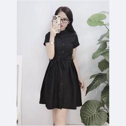 Đầm sơmi siêu xinh