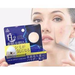Kem trị nám tàn nhang H2 Hydrogen Skin Spot Cream 10g - nội địa nhật