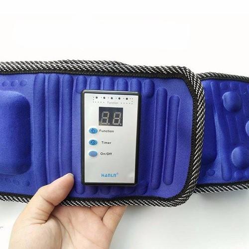 Massage bụng X5 hồng ngoại HL-808 chính hãng