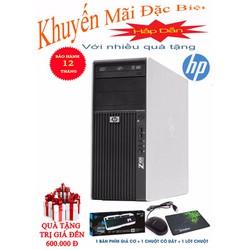 HP Z400 intel xeon X5650 VGA 2gb Quadro 4000 ,6GB  HDD 250GB