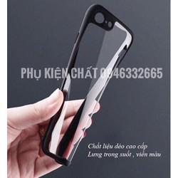 ỐP LƯNG VIỀN DẺO LƯNG TRONG ICIL CARTER IPHONE
