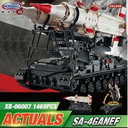 Xếp hình Tên lửa SA-4 Ganef 1469 khối