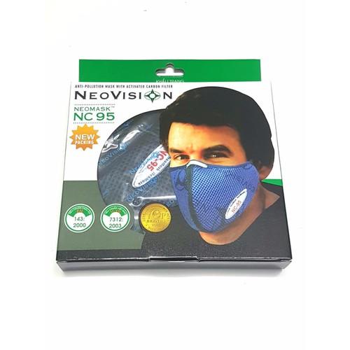 Khẩu trang than hoạt tính cao cấp NeoMask NC95