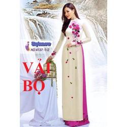 Vải May Áo Dài Đẹp Rẻ Đây - Làm Qùa 20-11- Chất lụa Nhật,mềm,rủ