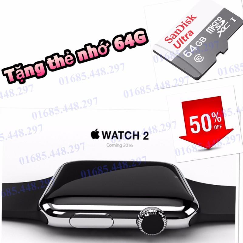 Đồng hồ thông minh A1+ thẻ 64GB 2