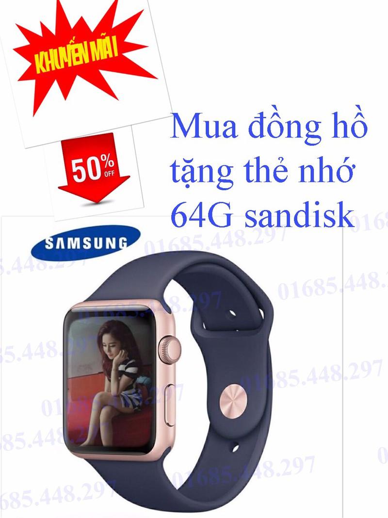 Đồng hồ thông minh A1+ thẻ 64GB 7