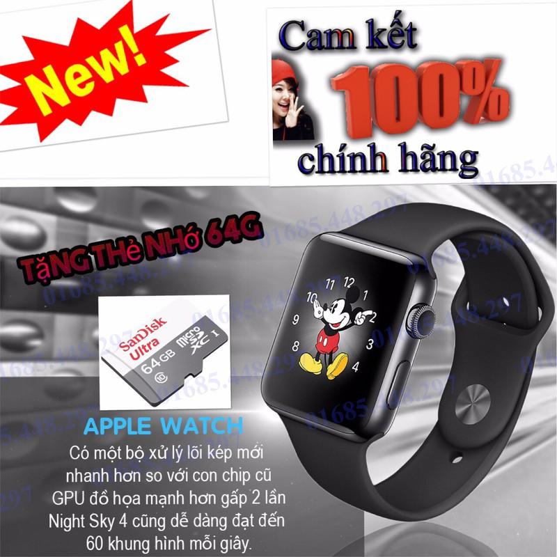 Đồng hồ thông minh A1+ thẻ 64GB 4
