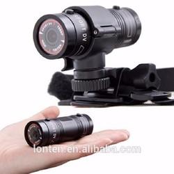 máy quay thể thao gắn mũ bảo hiểm Full HD 1080P DV Mini