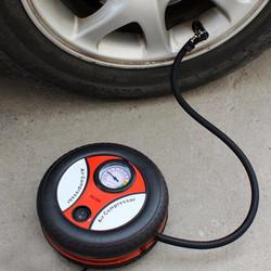 Máy bơm lốp điện bánh xe ô tô, xe máy, bể phao, bóng... tiện ích