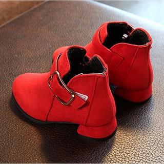 B07DO - Giày boot cho bé phong cách hàn quốc [ĐƯỢC KIỂM HÀNG] 7644473 - 7644473 thumbnail
