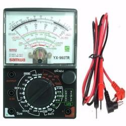 Đồng hồ đo kim vạn năng YX-360TR VOM kèm pin chuyên sửa điện tử
