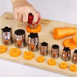Bộ dụng cụ cắt tỉa hoa quả 8 món
