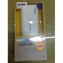 Pin dự phòng chính hãng Pisen. 10000mah