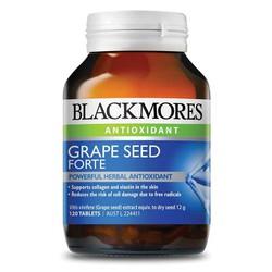 Viên uống chống lão hóa Blackmores Grape Seed Forte - 120 viên